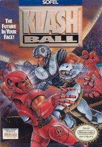 KlashBall per Nintendo Entertainment System
