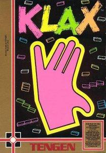 Klax per Nintendo Entertainment System