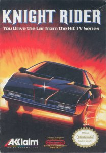 Knight Rider per Nintendo Entertainment System