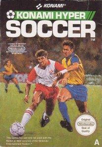 Konami Hyper Soccer per Nintendo Entertainment System