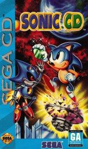 Sonic CD per Sega Mega-CD