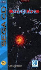 Starblade per Sega Mega-CD