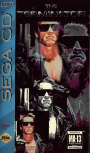 The Terminator per Sega Mega-CD