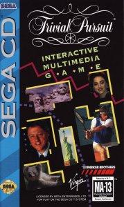 Trivial Pursuit per Sega Mega-CD