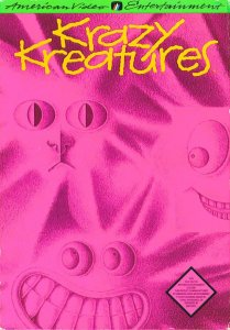 Krazy Kreatures per Nintendo Entertainment System
