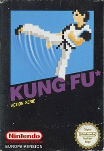 Kung Fu Master per Nintendo Entertainment System