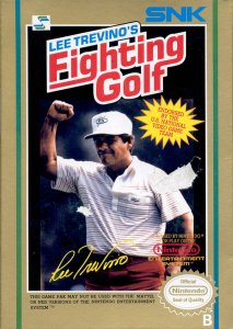 Lee Trevino's Fighting Golf per Nintendo Entertainment System
