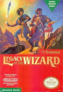Legacy of the Wizard per Nintendo Entertainment System