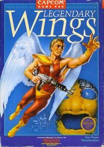Legendary Wings per Nintendo Entertainment System
