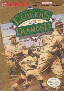Legends of the Diamond: The Baseball Championship Game per Nintendo Entertainment System