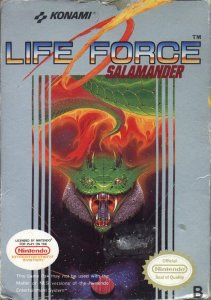 Life Force per Nintendo Entertainment System
