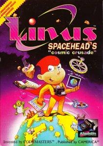 Linus Spacehead's Cosmic Crusade per Nintendo Entertainment System