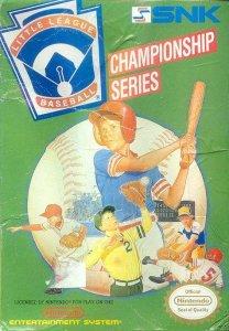Little League Baseball: Championship Series per Nintendo Entertainment System
