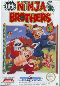Little Ninja Brothers per Nintendo Entertainment System