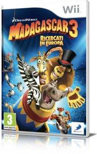 Madagascar 3: Ricercati In Europa per Nintendo Wii