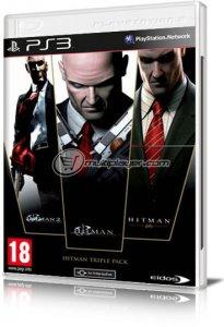 Hitman Triple Pack per PlayStation 3