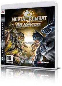 Mortal Kombat vs. DC Universe per PlayStation 3