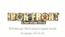 Iron Front: Liberation 1944 - Trailer di lancio