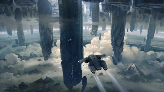 Due nuovi artwork di Halo 4 sull'Xbox Live Marketplace