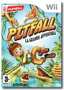 Pitfall: La Grande Avventura per Nintendo Wii