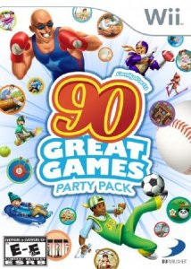 Family Party: 90 Great Games Party Pack per Nintendo Wii