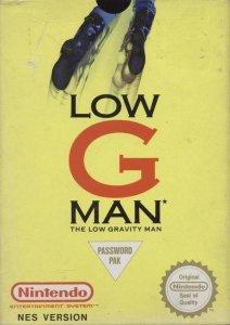 Low G Man: The Low Gravity Man per Nintendo Entertainment System