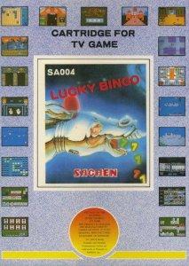 Lucky Bingo per Nintendo Entertainment System