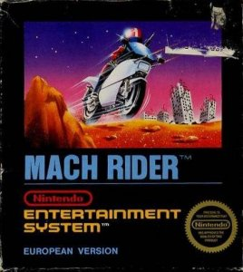 Mach Rider per Nintendo Entertainment System