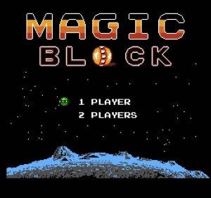 Magic Block per Nintendo Entertainment System