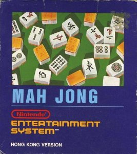 Mahjong per Nintendo Entertainment System