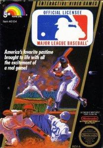 Major League Baseball per Nintendo Entertainment System