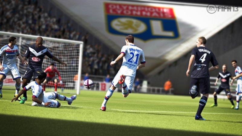 La carriera di FIFA 13 sarà giocabile anche con le nazionali