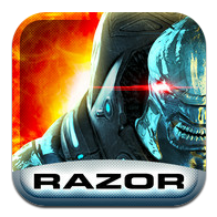 Razor: Salvation per iPhone