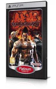 Tekken 6 per PlayStation Portable