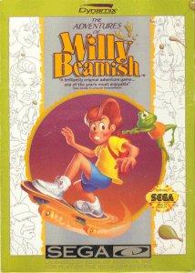 The Adventures of Willy Beamish per Sega Mega-CD