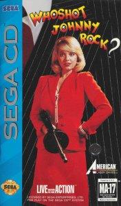 Who Shot Johnny Rock? per Sega Mega-CD