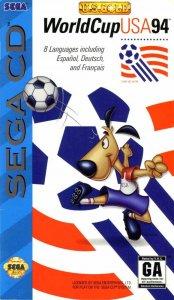 World Cup USA 94 per Sega Mega-CD