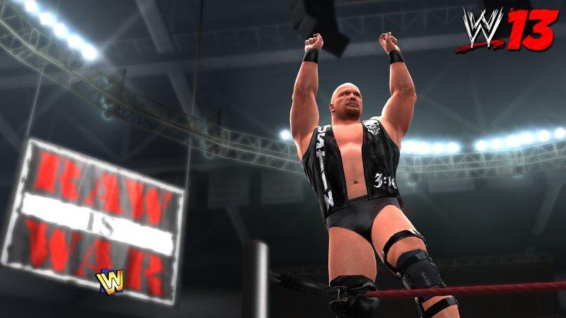 La soluzione di WWE '13