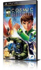 Ben 10: Ultimate Alien - Cosmic Destruction per PlayStation Portable