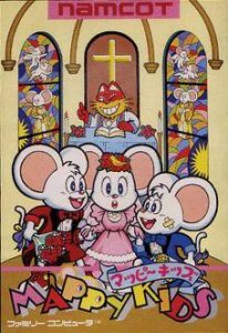 Mappy Kids per Nintendo Entertainment System