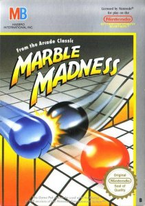 Marble Madness per Nintendo Entertainment System
