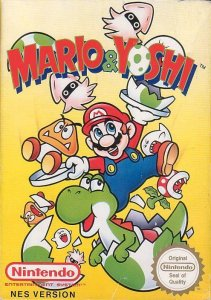 Mario & Yoshi per Nintendo Entertainment System