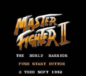 Master Fighter II per Nintendo Entertainment System