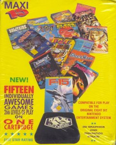 Maxi 15 per Nintendo Entertainment System