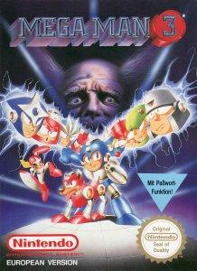 Mega Man 3 per Nintendo Entertainment System