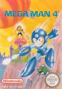 Mega Man IV per Nintendo Entertainment System