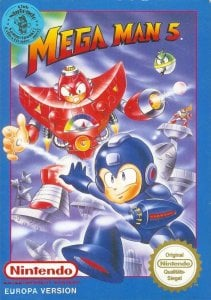Mega Man V per Nintendo Entertainment System
