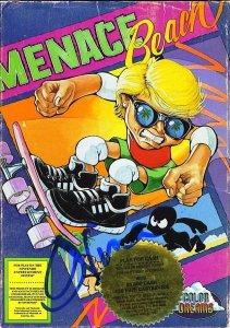Menace Beach per Nintendo Entertainment System