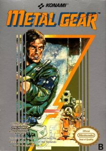 Metal Gear per Nintendo Entertainment System