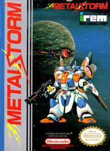 Metal Storm per Nintendo Entertainment System